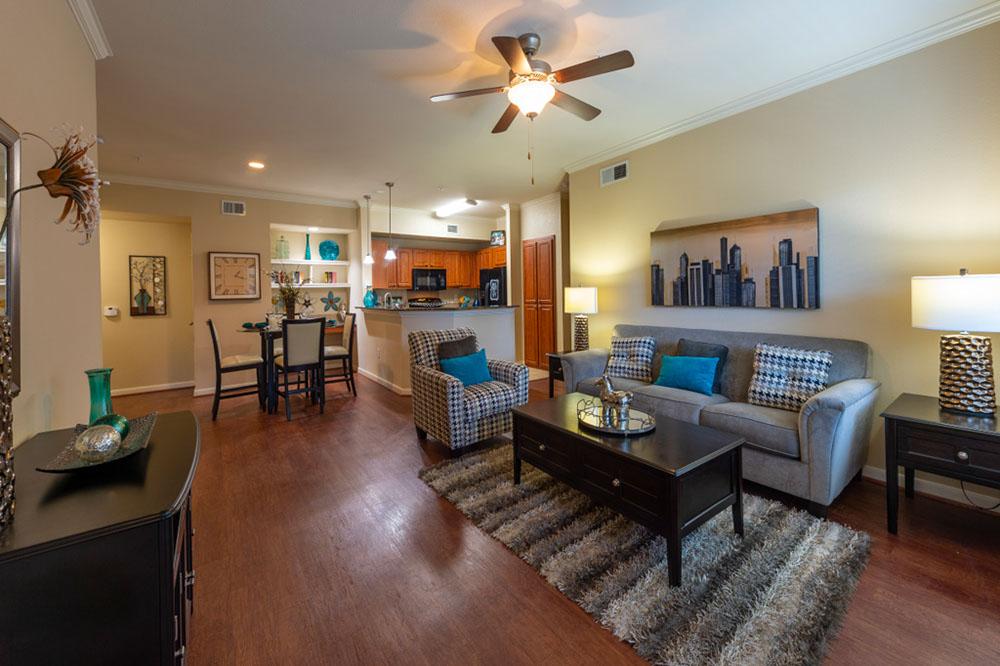 One Bedroom Apartment For Rent Oak Park Trails Apartments