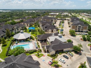 Apartments in Katy, TX - Aerial View of Community & Surrounding Areas